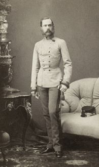 fashion/vienna officer c1890 unidentified officer austro hungarian