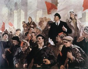 <b>Russian Revolution</b><br>Selection of 31 items