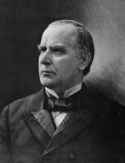 presidents/william mckinley 1843 1901 25th president united