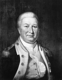 WILLIAM SMALLWOOD (1732-1792). American planter, soldier and statesman