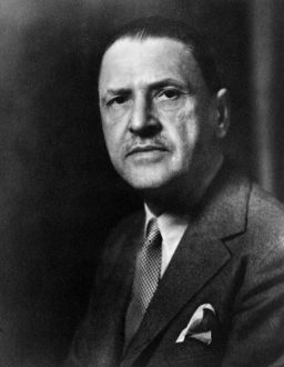 WILLIAM SOMERSET MAUGHAM (1874-1965). English novelist and playwright