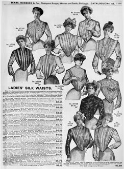 fashion/womens fashion 1902 american ad 1902 womens