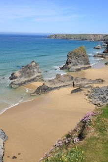 The Bedruthan Steps