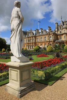 Waddesdon Manor near Aylesbury Buckinghamshire