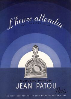 1930s USA jean patou l'heure attendue the awaited hour womens
