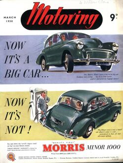 1950s UK cars morris minor