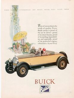 Buick 1927 1920s USA cc cars