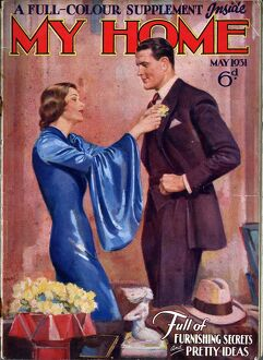 My Home 1934 1930s UK husbands and wives magazines