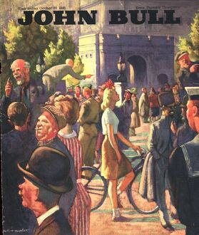 John Bull 1946 1940s UK speakers corner london magazines