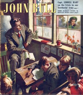 John Bull 1948 1940s UK schools teachers classrooms
