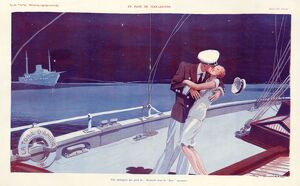 la vie parisienne 1929 1920s france cc boats
