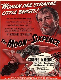 The Moon and Sixpence 1943 1940s USA sexism discrimination