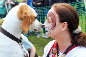 All Dogs Matter, Great Hampstead Bark Off 2014, London