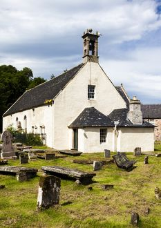 Cromarty East Church, Cromarty, Scotland.