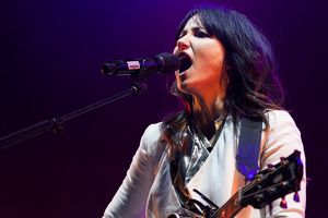 KT Tunstall playing at Oban Live in Scotland