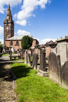 St Michael`s Church in Dumfries, Scotland.