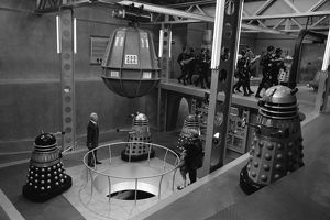 Daleks Invasion Earth 2150 AD