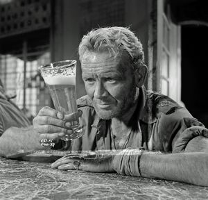 John Mills in Ice Cold In Alex (1958)