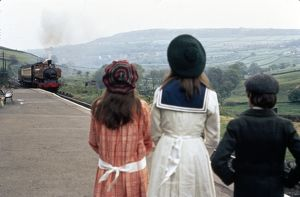 A production still from The Railway Children (1970)
