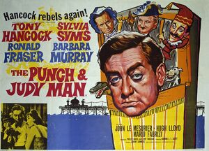 Punch and Judy Man (The) (1963) (Selection of 18 Items)