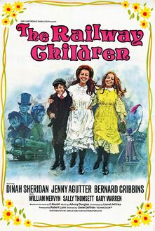 The Railway Children original UK one-sheet poster