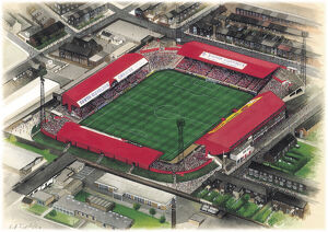 Ayresome Park Art - Middlesbrough #8649057