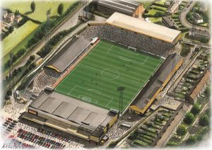 Boothferry Park Art - Hull City FC #8649053