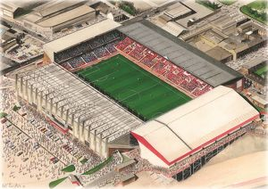 Bramall Lane Art - Sheffield United #8649079