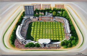 <b>Lords Cricket Ground</b><br>Selection of 6 items