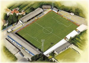 Manor Ground Art - Oxford United #8652031