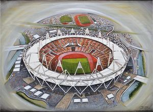 <b>Athletics Stadia</b><br>Selection of 1 items