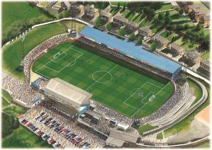Springfield Park Art - Wigan Athletic #8652089