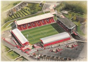 The Valley Art - Charlton Athletic #8652361