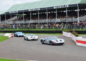 Andrew Smith, James Cottingham, Ford GT40
