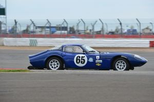 CJ3 6350 Peter Thompson, Marcos 1800GT
