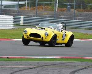CJ3 6459 Bill Bridges, Roddie Fielden, AC Cobra