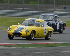 CJ3 6487 Barry Davison, Lotus Elite, NSL 408