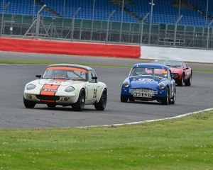 CJ3 6530 Kristy Brooks, Lotus Elan, Shaun Hadrell, Turner Mk 1