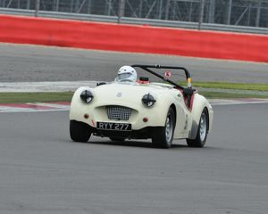 CJ3 6570 Richard Owen, Triumph TR2, RYY 277
