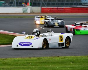 CJ3 6633 Paul Stevenson, Lola T492