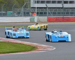 CJ3 6646Jonathan Loader, Chevron B19, Robert Shaw, Chevron B26