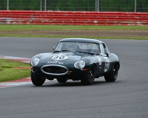 CJ3 6775 Alistair Dyson, Jaguar E-Type, 3550 WK