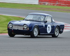 CJ3 6792 Allan Ross Jones, Daniel Ross Jones, Triumph TR4