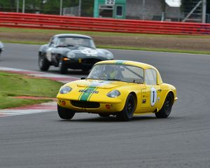 CJ3 6802 Nick Fleming, Lotus Elan S1, 77 SRO