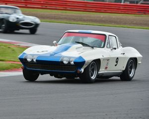 CJ3 6810 Craig Davies, Chevrolet Corvette Stingray