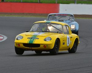 CJ3 6879 Nick Fleming, Lotus Elan S1, 77 SRO