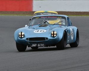CJ3 6884 Michael Whitaker, TVR Griffith, JNP 617 C