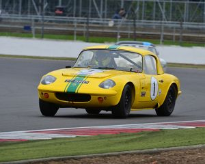 CJ3 6911 Nick Fleming, Lotus Elan S1, 77 SRO