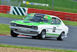 CJ3 6973 Nic Strong, Ford Capri