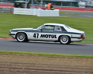 CJ3 7021 Paul Aslett, Jaguar XJS